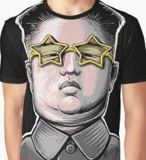 Rocketman Donald Trump Kim Jong-Un Rocket Man T Shirt Graphic T-Shirt