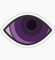 Radiant Eye- Amaranthine Rings Sticker