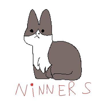 Niiners T-Shirt by GAYBOYADVANCE