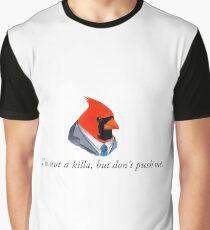 Big Bird Graphic T-Shirt