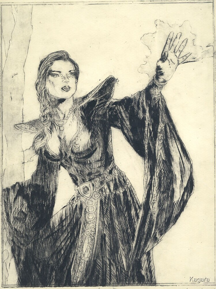 Sorcer by Kagara