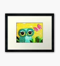 Metamorphosis Framed Print