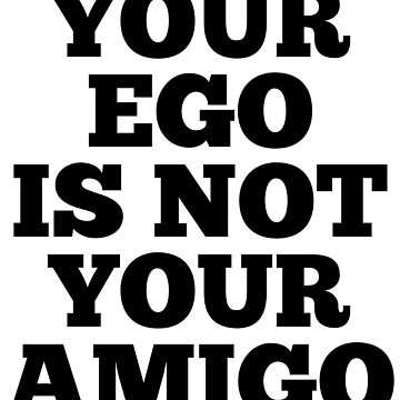 Your Ego is Not Your Ego by CreativeAngel