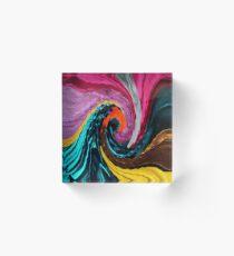 <<Yamborghini High>> Acrylic Block