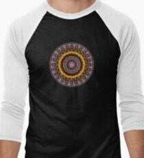 Happi Mandala 25 Men's Baseball ¾ T-Shirt