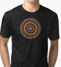 Happi Mandala 25 Tri-blend T-Shirt
