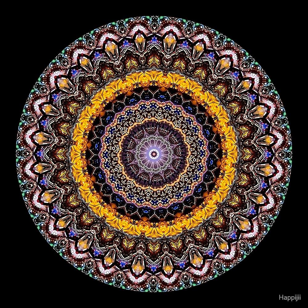 Happi Mandala 25 by Happijii