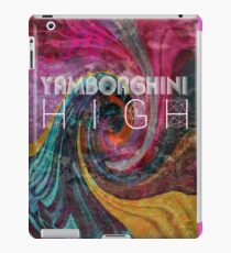 yamborghini high iPad Case/Skin