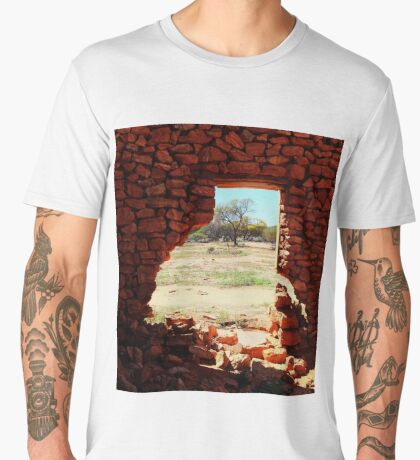 Hole in the Wall Men's Premium T-Shirt