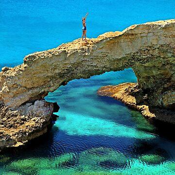 The Bridge of Love in Cyprus by Cretense72