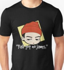 BTS - Chibi Rap Monster No Jams Design T-Shirt