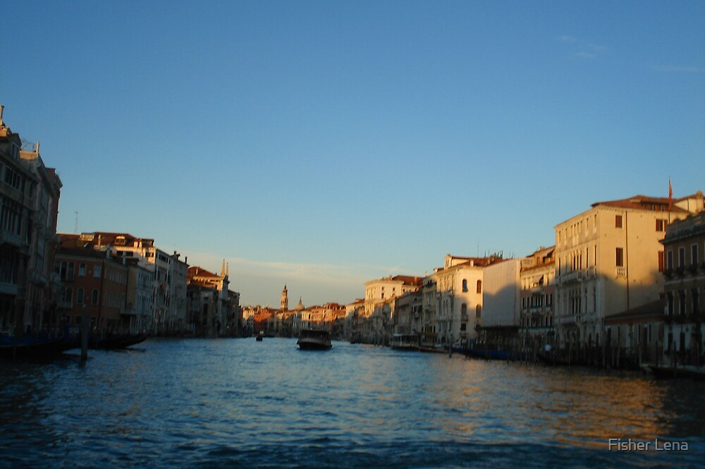 Venice 18h by Fisher Lena