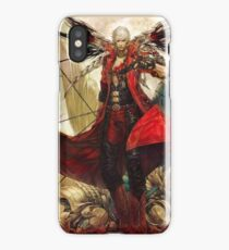 Devil May Cry  iPhone Case/Skin