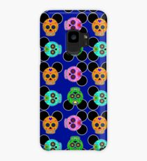 Dia De Los Muertos Ears (Pattern) Case/Skin for Samsung Galaxy