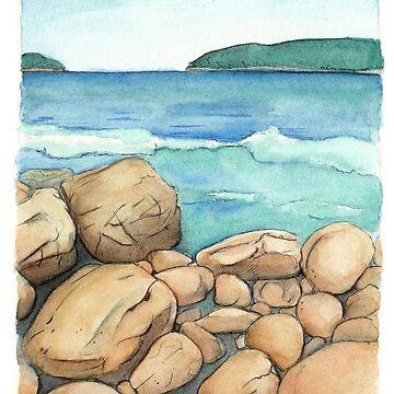 Fortescue Bay Tasmania by MeaghanR