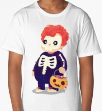 Halloween Kids - Skeleton Long T-Shirt