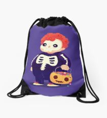 Halloween Kids - Skeleton Rucksackbeutel