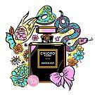 Poison of Choice: Chloroform Perfume by MissChatZ