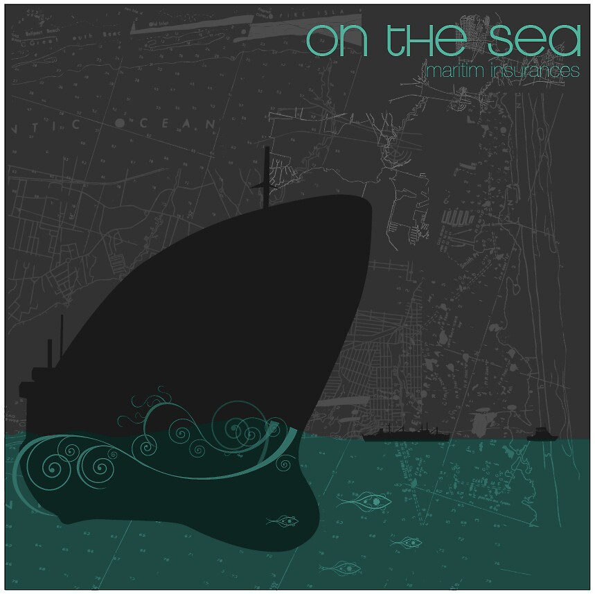 on thea sea by Laur