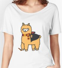 A Wizard Alpaca Women's Relaxed Fit T-Shirt
