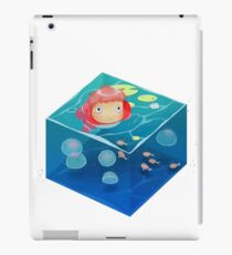 Ponyo kawaii iPad Case/Skin