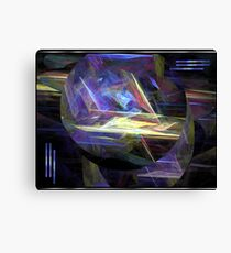 Energetic Forces Canvas Print