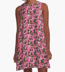 SO PINK A-Line Dress