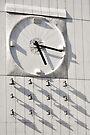 Bratislava clock by Marcel Ilie