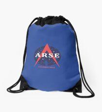 A.R.S.E. Drawstring Bag