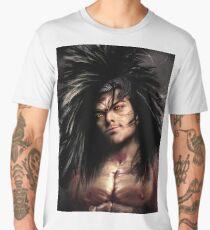 Goku ssj4 portrait Men's Premium T-Shirt