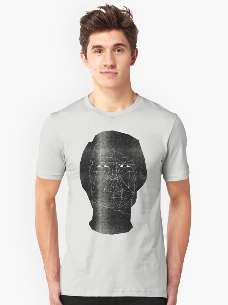 astral narcissus Unisex T-Shirt Front