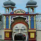 Luna Park - Melbourne by Alison Howson