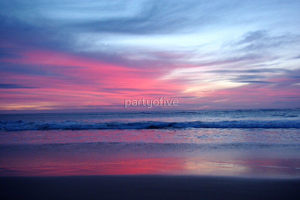 sunrise at apollo bay... by partyofive