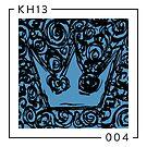 KH13 / 004 by KH13