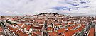 Lisbon panorama by Marcel Ilie