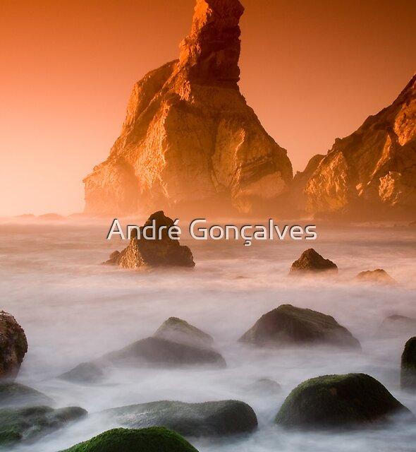 Mars Sunset by André Gonçalves