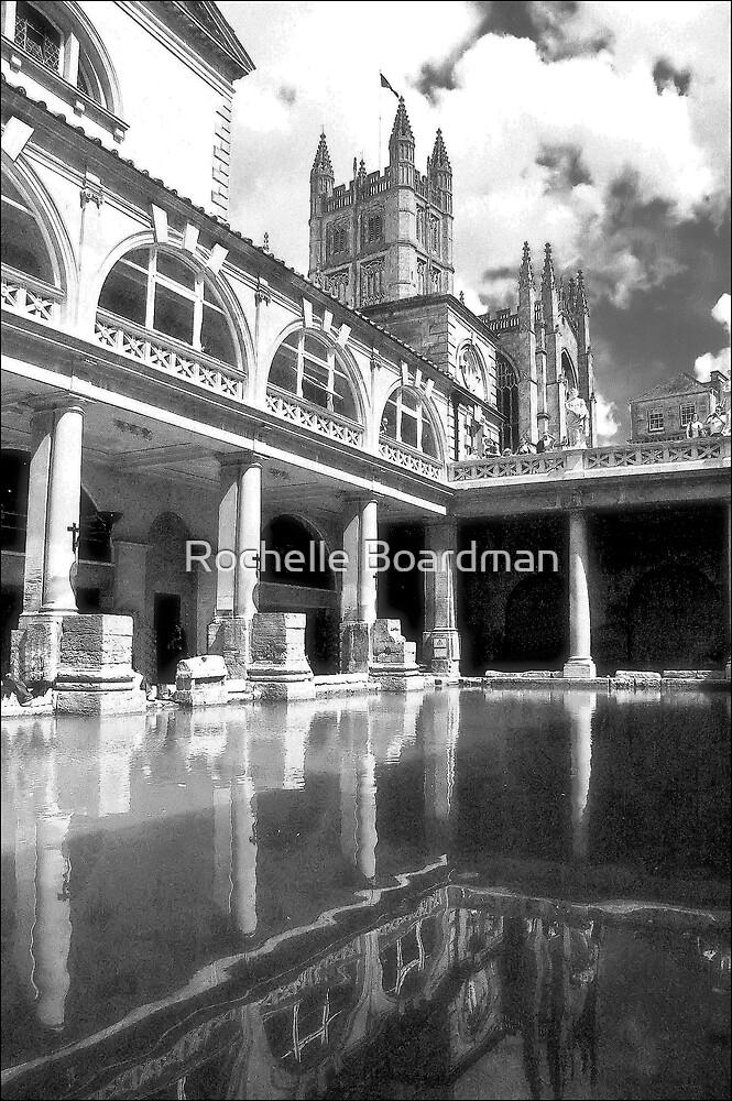 Roman Baths by Rochelle Boardman