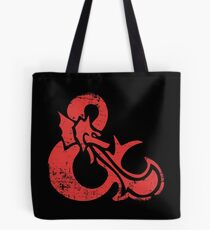 Ampersand - Dungeons & Dragons Retro Tote Bag