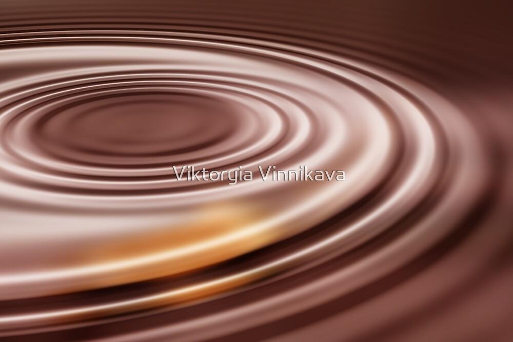 Smooth chocolate.... by Viktoryia Vinnikava