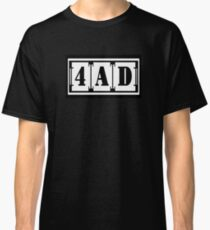 4AD Records Classic T-Shirt