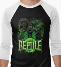 REPTILE Baseball ¾ Sleeve T-Shirt