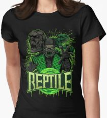 REPTILE Women's Fitted T-Shirt