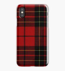 Brodie Clan Tartan iPhone Case/Skin