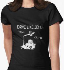 Drive Like Jehu - Yank Crime Women's Fitted T-Shirt
