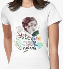 LILI by elenagarnu Fitted T-Shirt