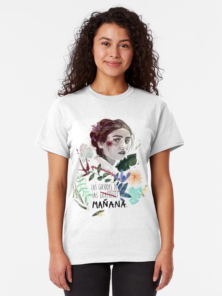 Vista alternativa de Camiseta clásica LILI by elenagarnu