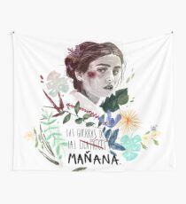 LILI by elenagarnu Wall Tapestry