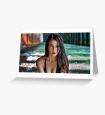 Georgina Mazzeo ★ Greeting Card