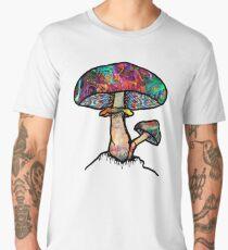 Papa Shroom  Men's Premium T-Shirt