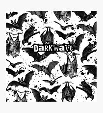 DARKWAVE Photographic Print